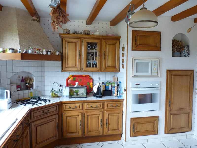 Cusine Rnove With Restaurer Sa Cuisine With Relooking Cuisine Ancienne Bois
