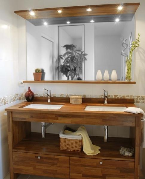 Menuiserie ebenisterie ericdrai meuble salle de bain for Cuisine et salle de bain eric tremblay