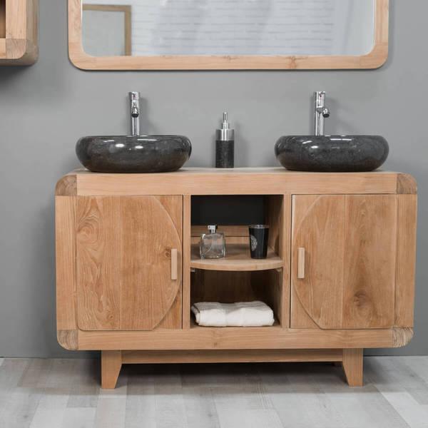 Menuiserie ebenisterie ericdrai meuble salle de bain for Vitrine salle de bain