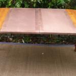 table à rallonges ronde