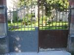 portail peint