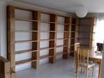 étagère vide